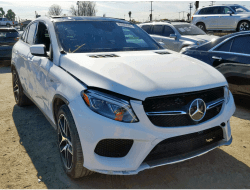 2017 MERCEDES-BENZ GLE 450 4MATIC
