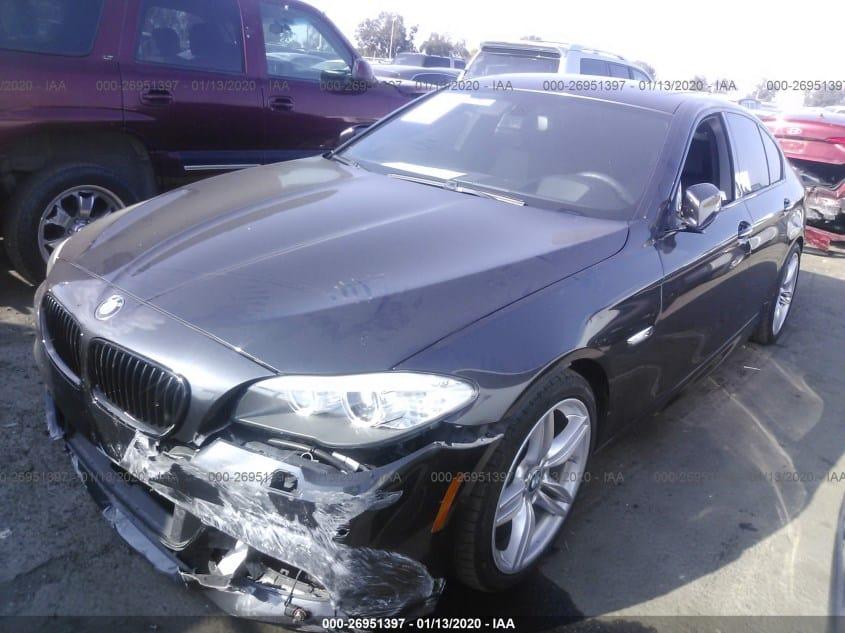 BMW 550i 2013